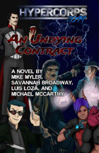 Hypercorps 2099: An Undying Contract