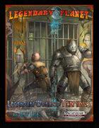 Legendary Worlds: Terminus (Pathfinder)