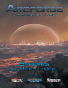 Arcforge Campaign Setting: Spheres of Influence