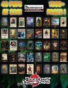 Pathfinder RPG Fantastic 40 MEGA-BUNDLE [BUNDLE]