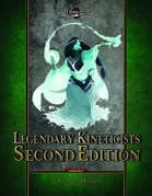 Legendary Kineticist: Second Edition