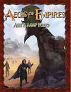 Aegis of Empires Art and Map Collection