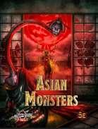 Asian Monsters VTT Token Pack