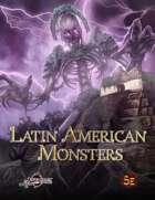 Latin American Monsters Preview PDF (5E)