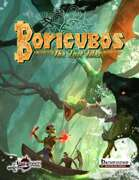 Boricubos: The Lost Isles Preview PDF (PFRPG)