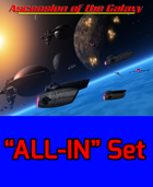 Ascension of the Galaxy- Spaceship Combat - ALL-IN