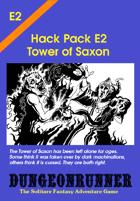 Dungeonrunner E2: Tower of Saxon