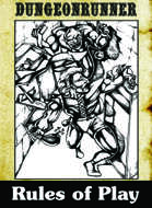 Dungeonrunner Solitaire Fantasy Card Game Rules