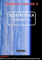 Planetary Tool Kit 2: Korinthea