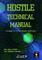 Hostile Technical Manual