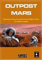 Outpost Mars for Cepheus Engine