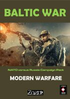 Modern War: Baltic War