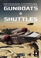 Gunboats and Shuttles