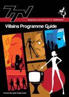 7TV Villains Programme Guide