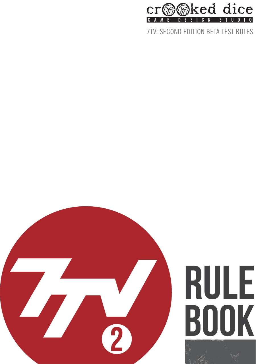 7TV 2nd Edition: Inch High Spy-Fi