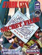 Stark City: Secret Files #1 MAKO Aquadrome