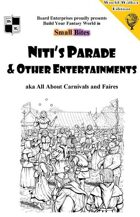 Niti's Parade & Other Entertainments aka All About Carnivals and Faires