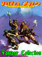 Golden Agers: Fantasy Collection [BUNDLE]