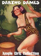 Daring Dames: Jungle Girls Collection [BUNDLE]