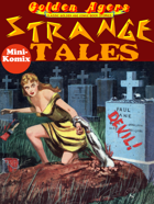 Golden Agers: Strange Tales