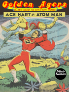 Golden Agers: Ace Hart the Atom Man