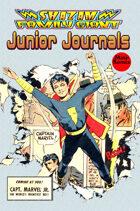 Shazam Family Giant: Junior Journals