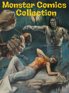 Monster Comics Collection [BUNDLE]