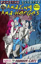 Fanzine Sardine: Amazing Ama-Heroes