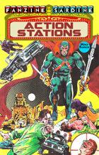 Fanzine Sardine: Action Stations