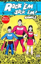 Rock'em Sock'em Comics