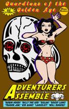 Guardians Of The Golden Age: Adventurers Assemble