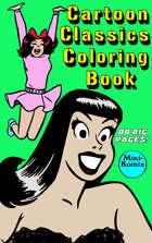 Cartoon Classics Coloring Book