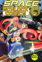 Space Schlock Comics