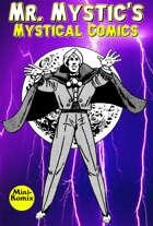 Mr. Mystic's Mystical Comics