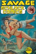 Savage Schlock Comics