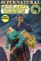 Supernatural Schlock Comics