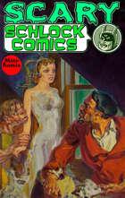 Scary Schlock Comics