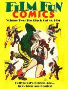 Film Fun Comics Vol. 2: Black Cat vs. HIM!