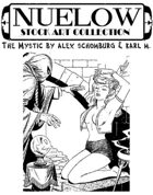 NUELOW Stock Art Collection:  The Mystic