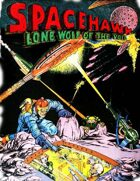 Spacehawk: Lone Wolf of the Void
