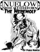 NUELOW Stock Art Collection:  The Werewolf