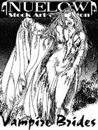NUELOW Stock Art Collection:  Vampire Brides