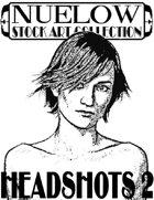 NUELOW Stock Art Collection:  Headshots 2