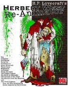 Herbert West, Re-Animator