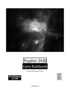 Psypher 2430 Core Rulebook (EPV)