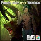 ERG021: Satyr with Werebear