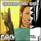 ERG003: Cyberpunk Girl - Full rights