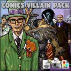 ERG019: Comics Villain Package#1 - Full rights