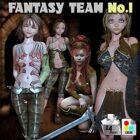 ERG008: Fantasy Team #1 - Full Rights