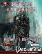 Infamous Adversaries: Urizen the Bleak Lord